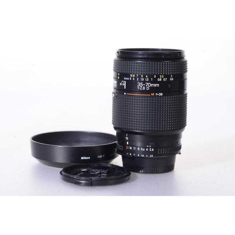 Nikon AF 2,8/35-70 D (Linsen neblig)