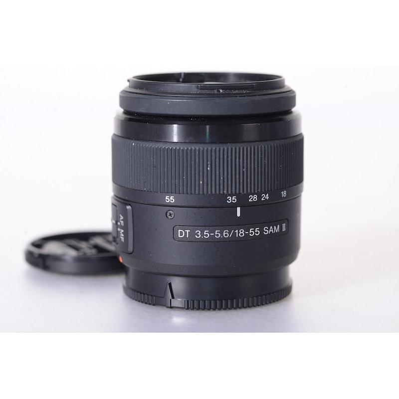 Sony DT 3,5-5,6/18-55 SAM II