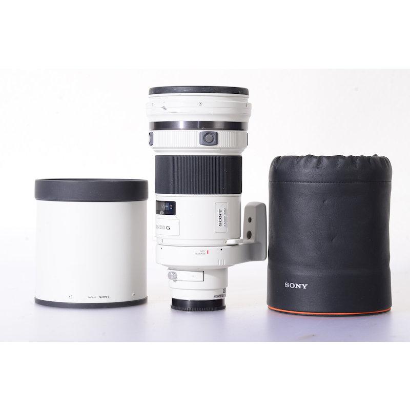 Sony AF 2,8/300 G SSM