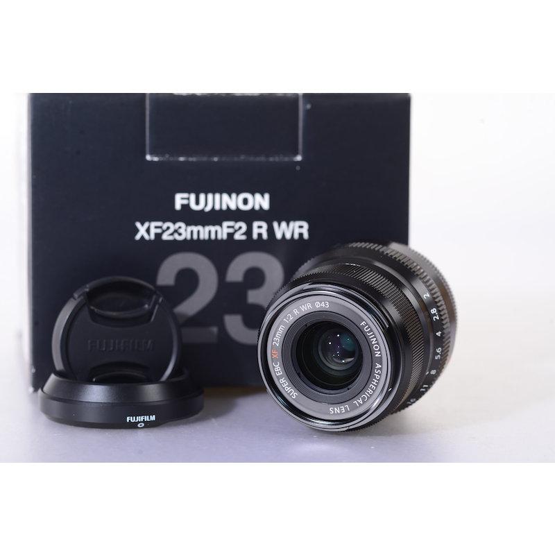 Fujifilm Fujinon Super EBC XF 2,0/23 R WR #16523169