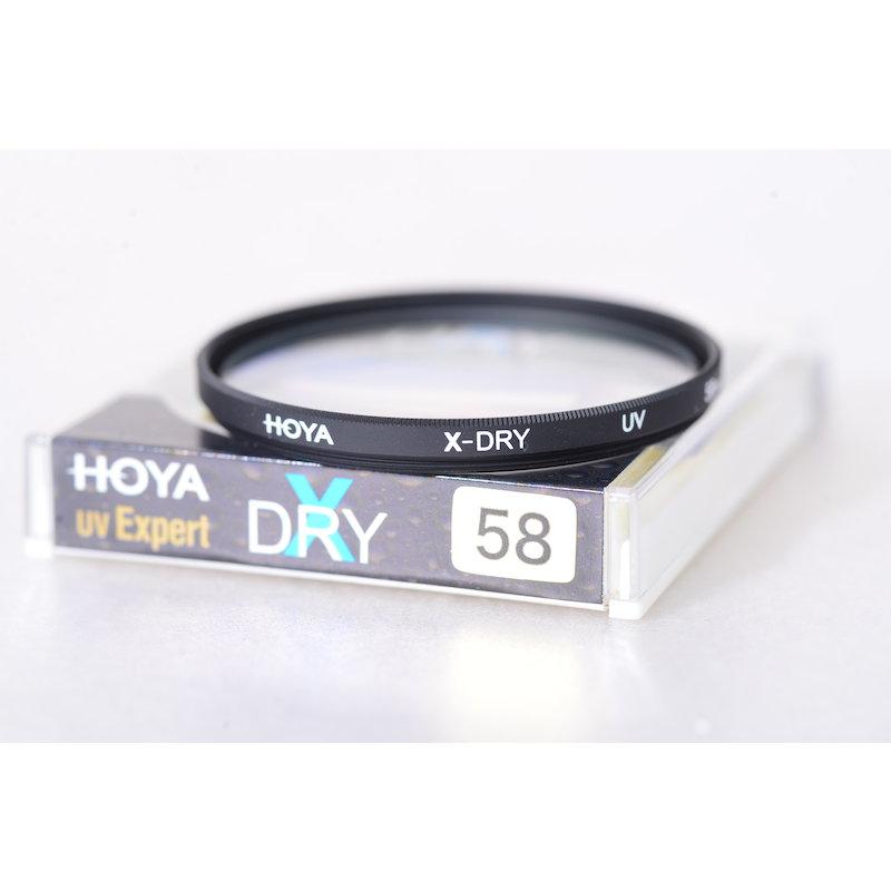 Hoya UV-Filter X-Dry HMC E-58