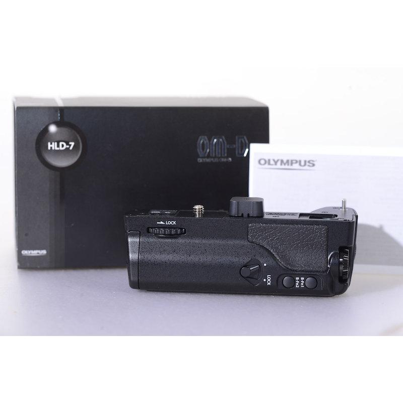 Olympus Batterie Handgriff HLD-7 OM-D