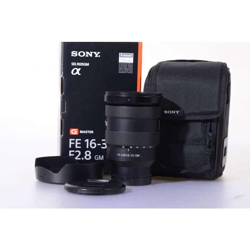 Sony FE 2,8/16-35 GM E-Mount #SEL1635GM