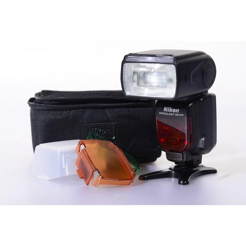 Nikon Speedlight SB-910 #FSA04001 286