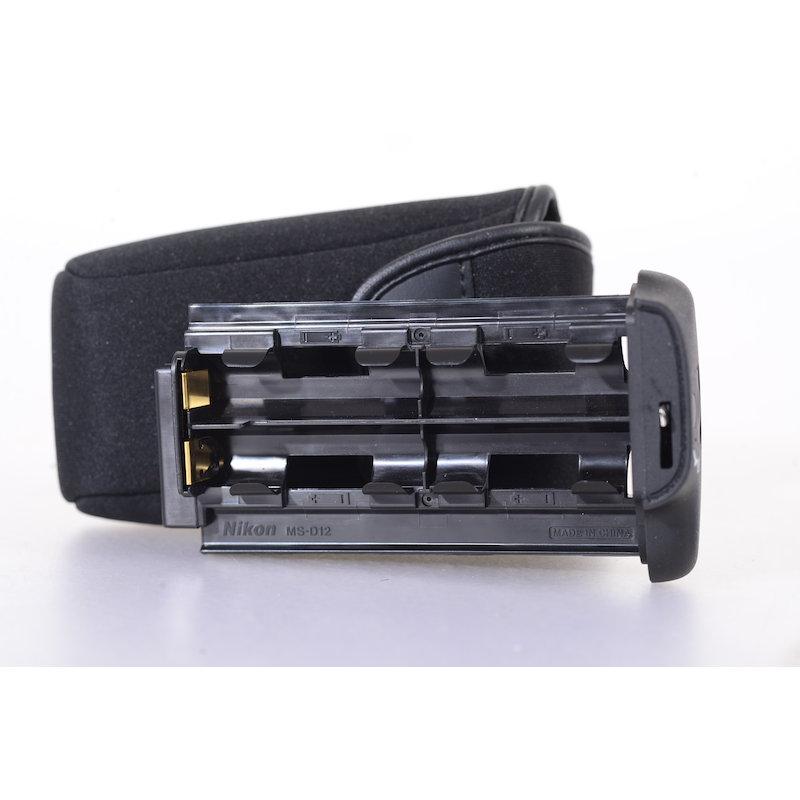 Nikon Batteriehalter MS-D12 #VFD10201