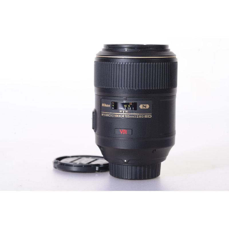 Nikon AF-S 2,8/105 Makro G IF ED VR #JAA630DA