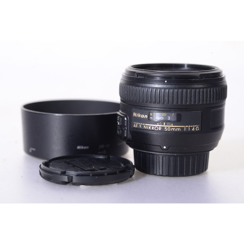 Nikon AF-S 1,4/50 G #JAA014DA