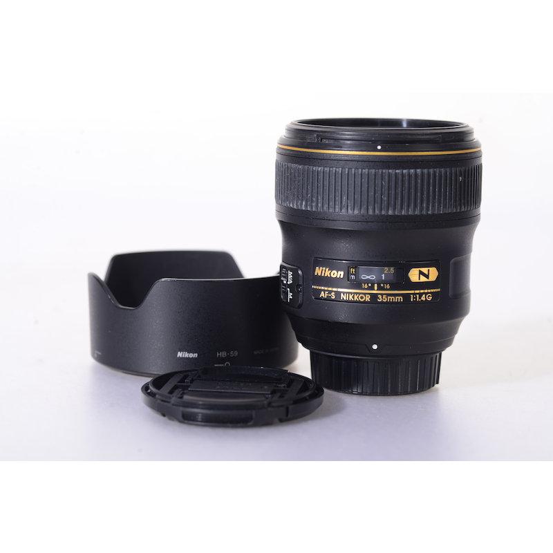 Nikon AF-S 1,4/35 N G 286