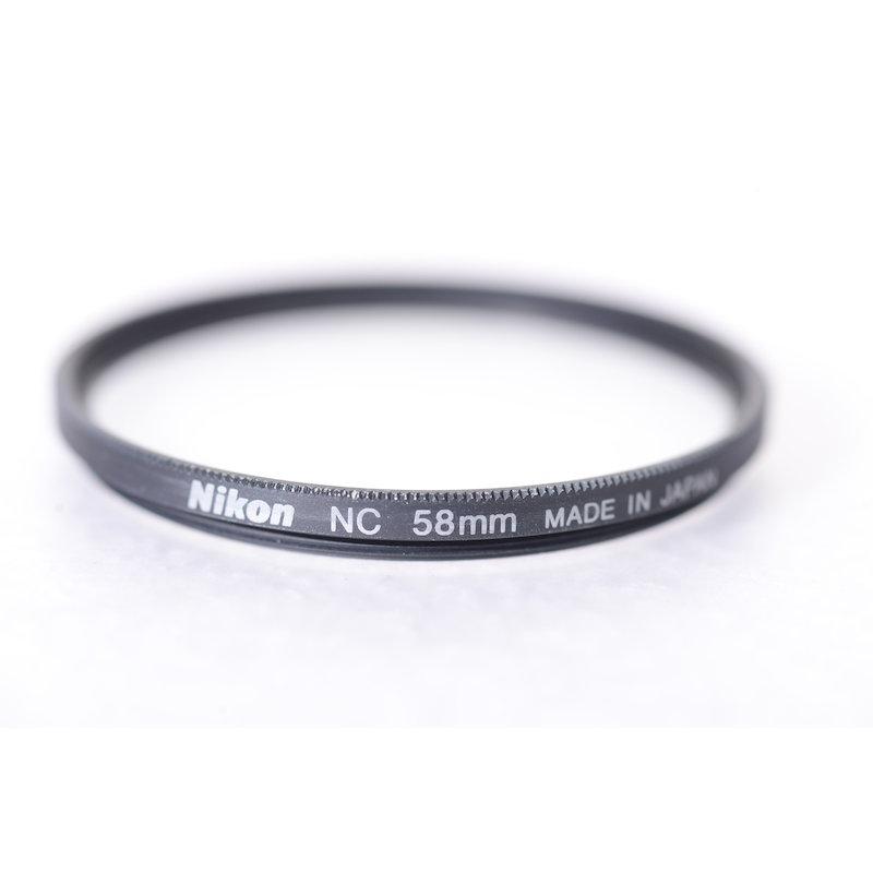 Nikon Protector NC E-58