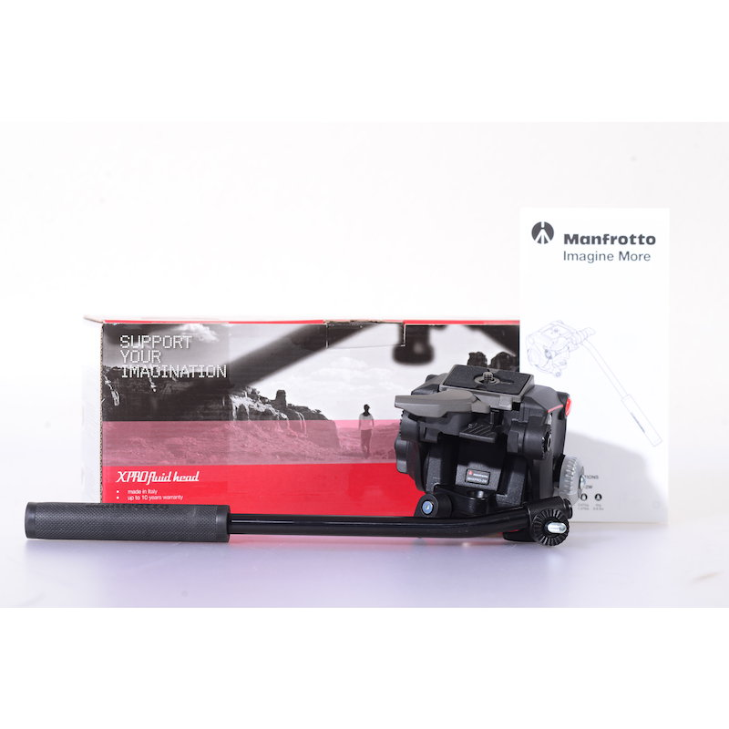Manfrotto XPRO Fluid Neiger #MHXPRO-2WG