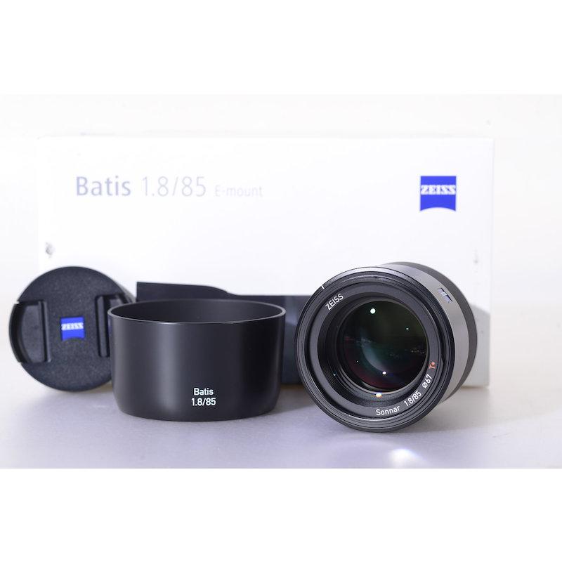Zeiss Batis 1,8/85 FE-Mount