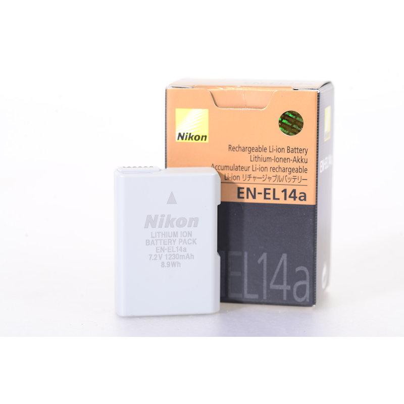 Nikon Li-Ion-Akku EN-EL14a