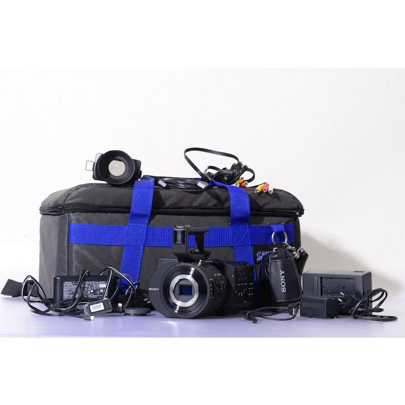 Sony Super 35 4K Camcorder NEX-FS700RH