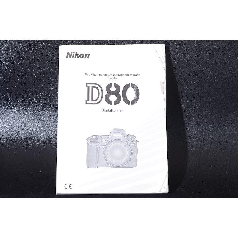Nikon Anleitung D80