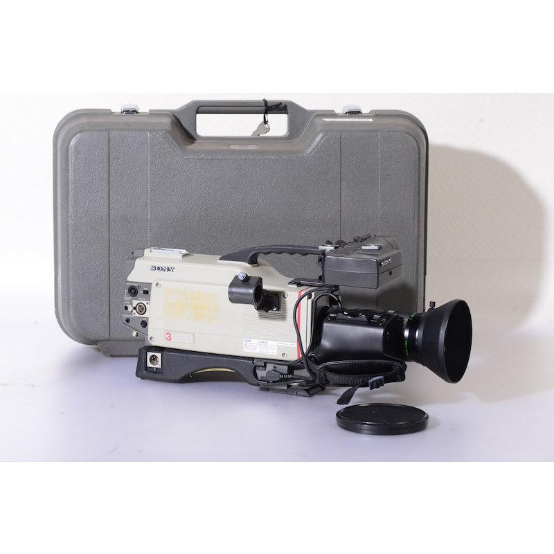 Sony 3CCD DXC-3000P+Fujinon TV 1,7/10-120