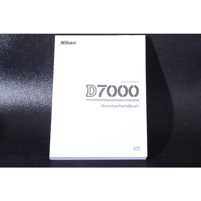 Nikon Anleitung D7000