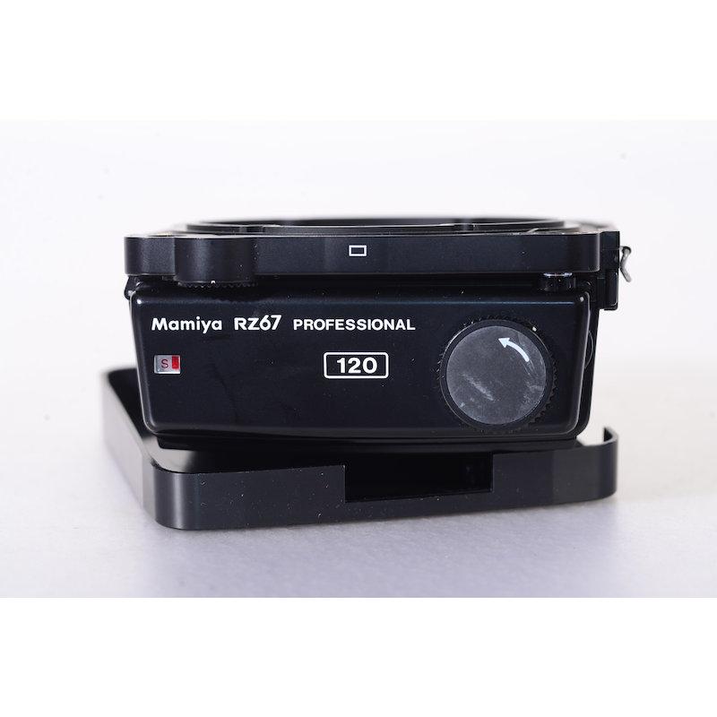 Mamiya Rollfilmkassette 120 6x7 RZ67 #524220
