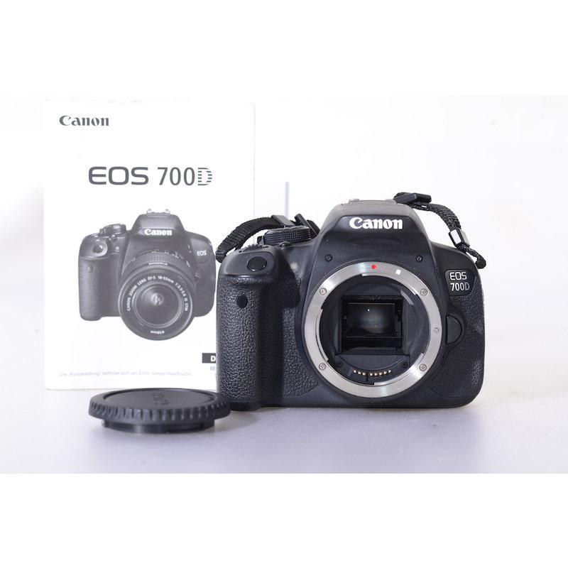 Canon EOS 700D #8596B016