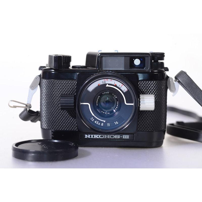 Nikon Nikonos III+2,5/35