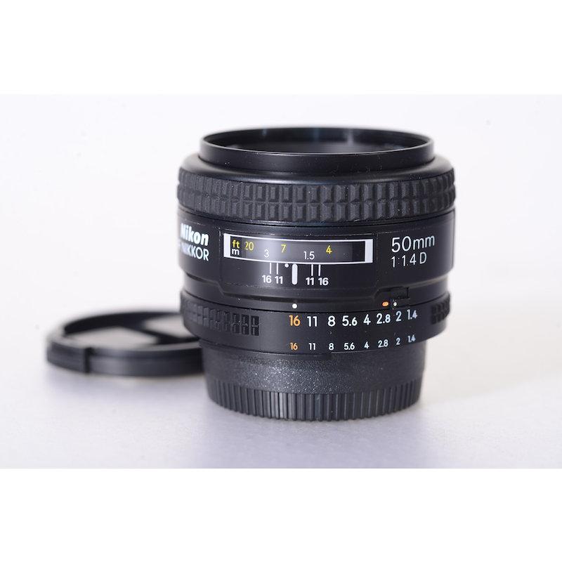 Nikon AF 1,4/50 D