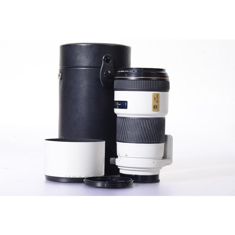 Minolta AF 2,8/80-200 APO G HS