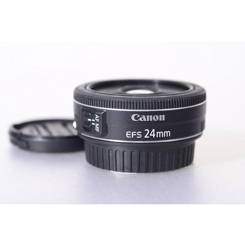 Canon EF-S 2,8/24 STM #9522B005
