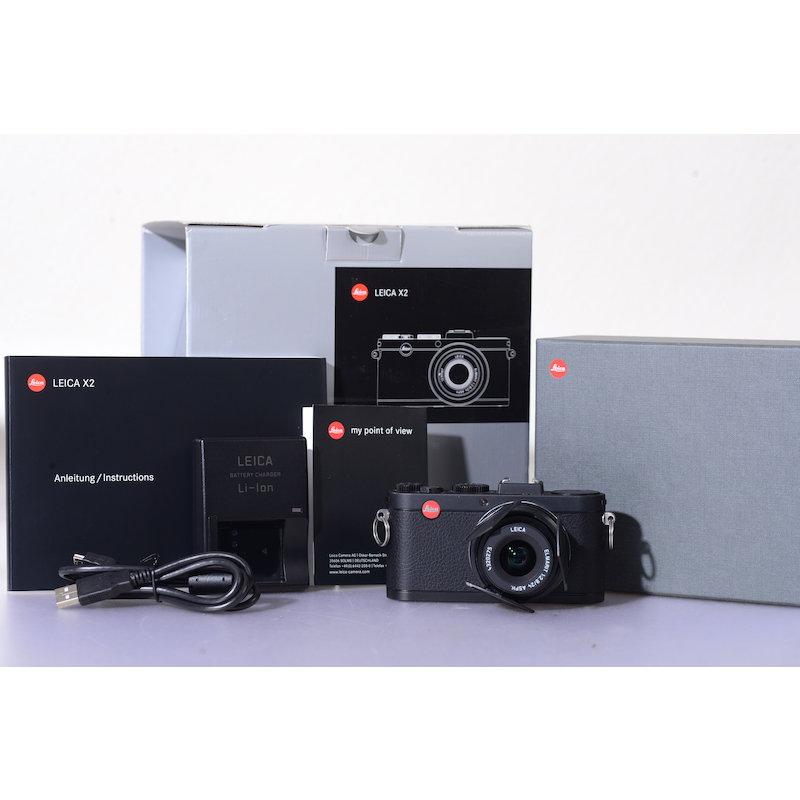 Leica X2 Black #18450