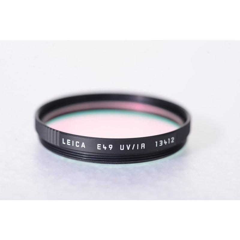 Leica UV/IR Filter E-49 #13412