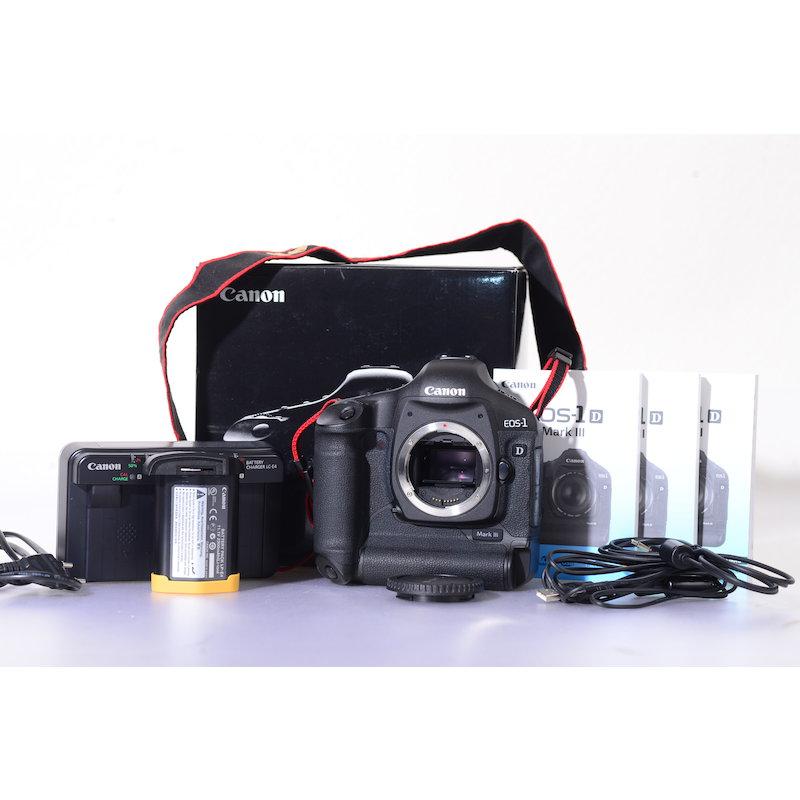 Canon EOS-1D Mark III (44240 Auslösungen)