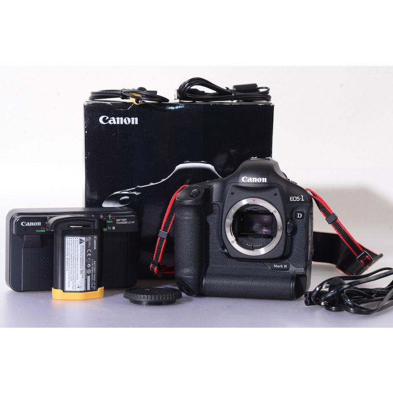 Canon EOS-1D Mark III (39500 Auslösungen)