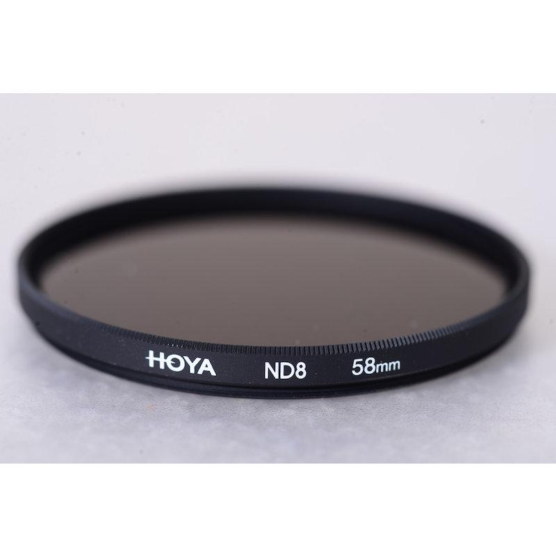 Hoya Graufilter ND-8 E-58