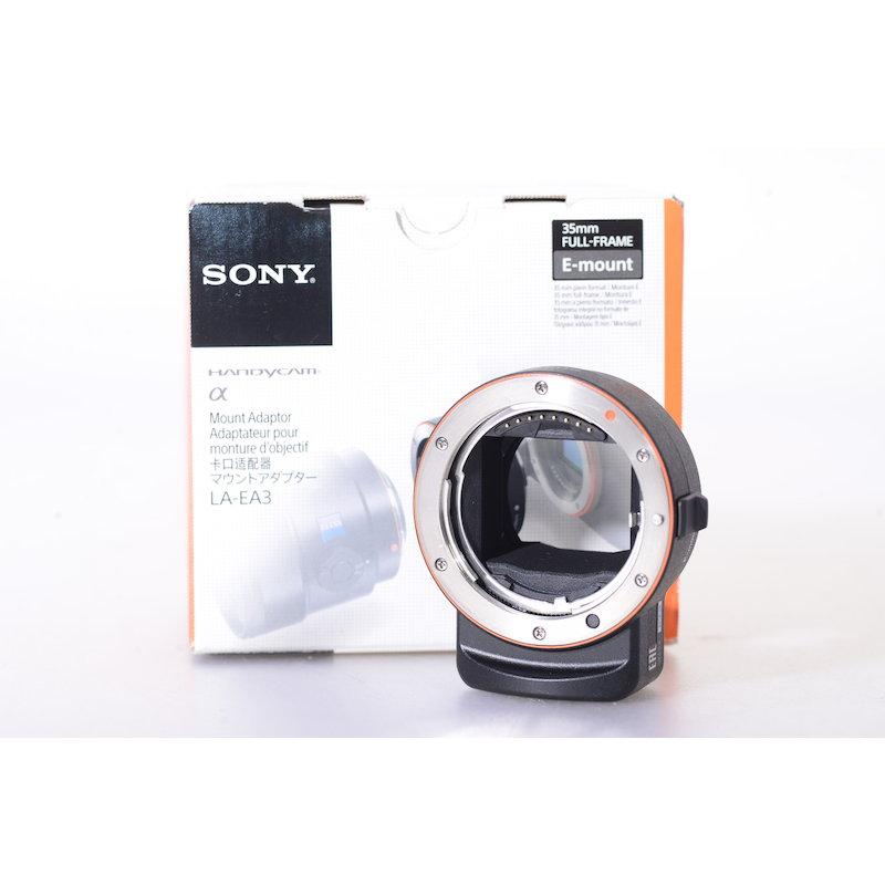 Sony Objektivadapter LA-EA3