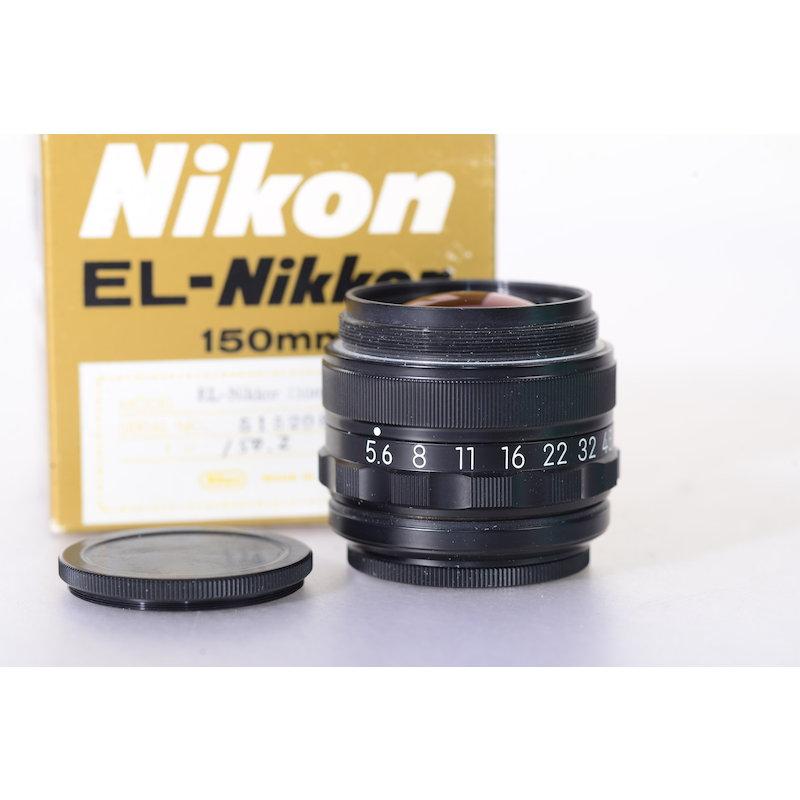 Nikon EL-Nikkor 5,6/150 M50