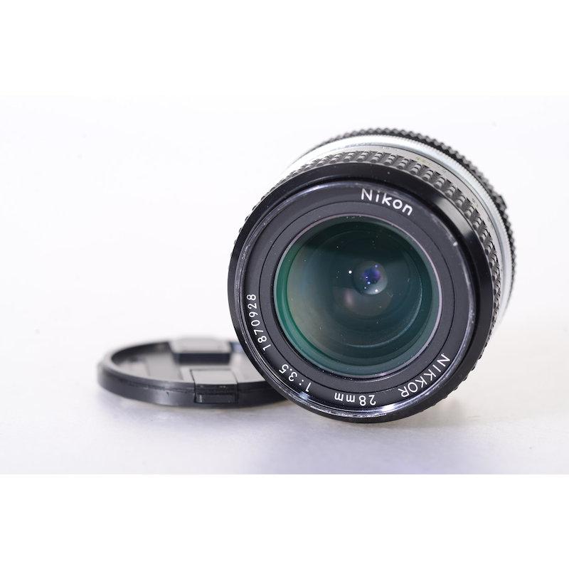 Nikon Ai 3,5/28