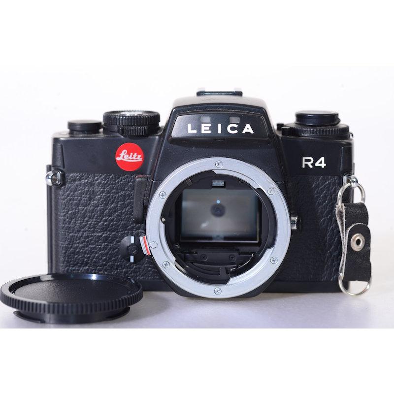 Leica R4 Black (Dichtungen porös)