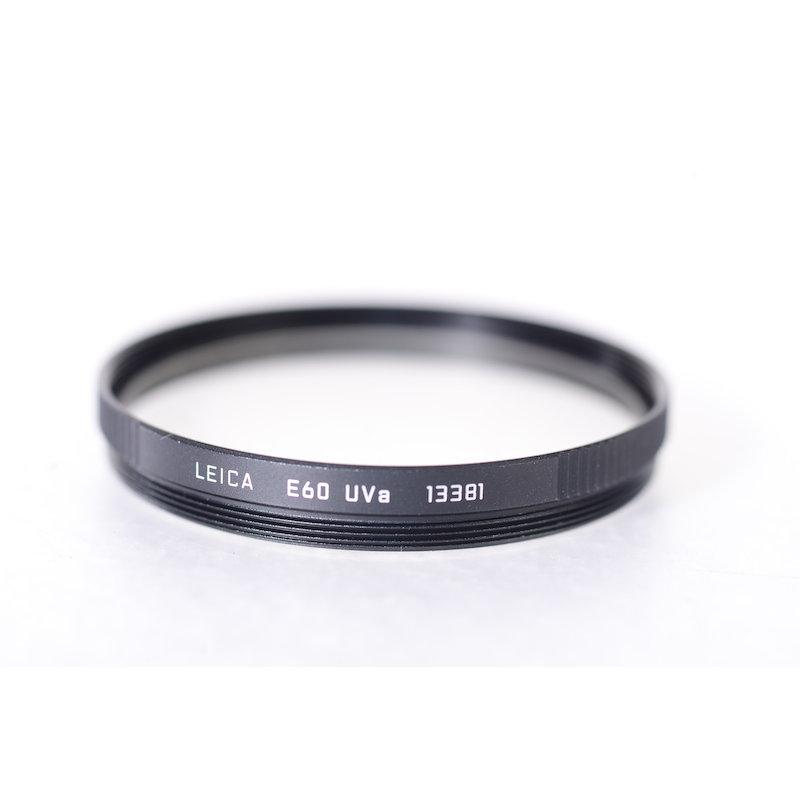Leica UVa-Filter E-60 #13381