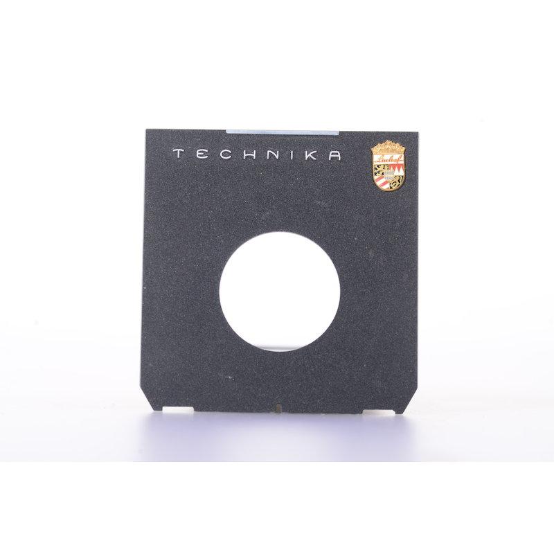 Linhof Objektivplatte 96x99mm Copal 1 #1026