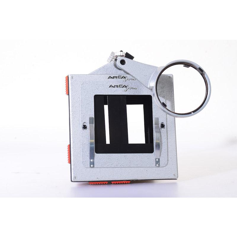 Arca-Swiss Kompendium 9x12+Filterhalter+Maskenrahmen
