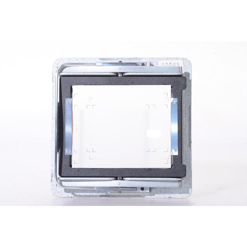 Arca-Swiss Mattscheibenrahmen A 9x12/4x5+Bosscreen Einstellscheibe