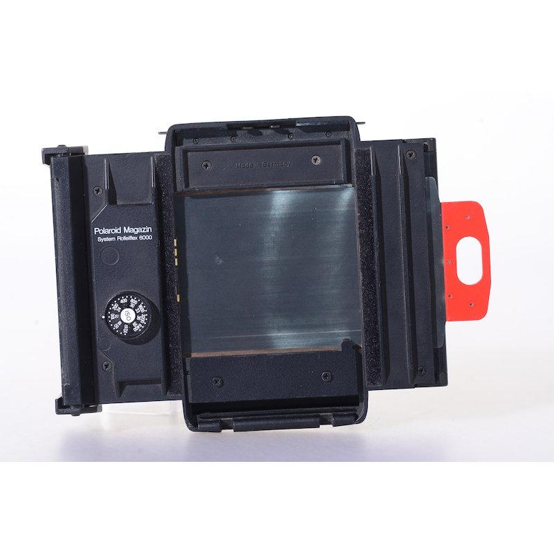 Rollei Polaroidmagazin 6000