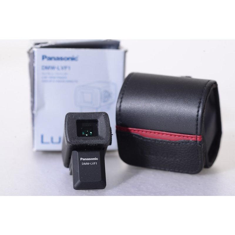 Panasonic Live-View Sucher DMW-LVF-1