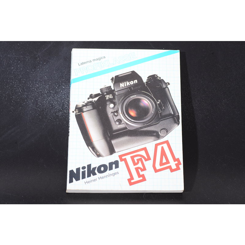 Laterna Profiklasse Nikon F4 (Heiner Henninges)