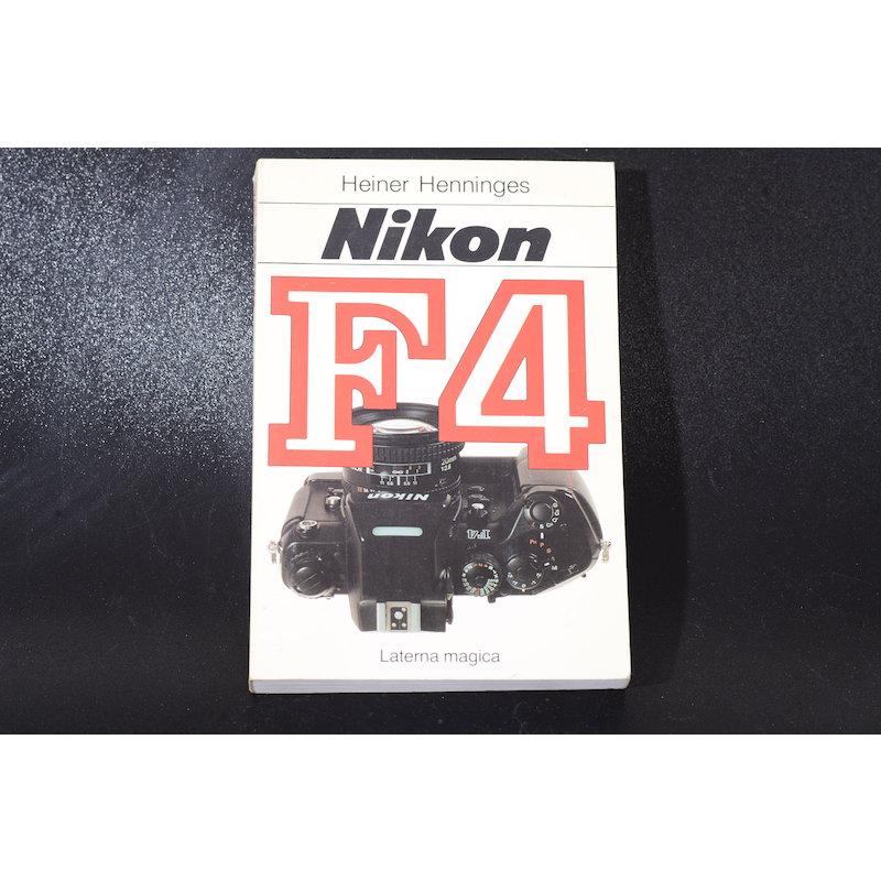 Laterna Nikon F4 (Heiner Henninges)