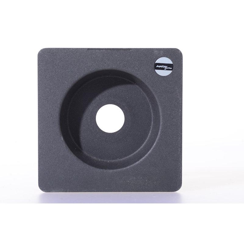 Arca-Swiss Objektivplatte Versenkt 27mm Copal 0 4x5
