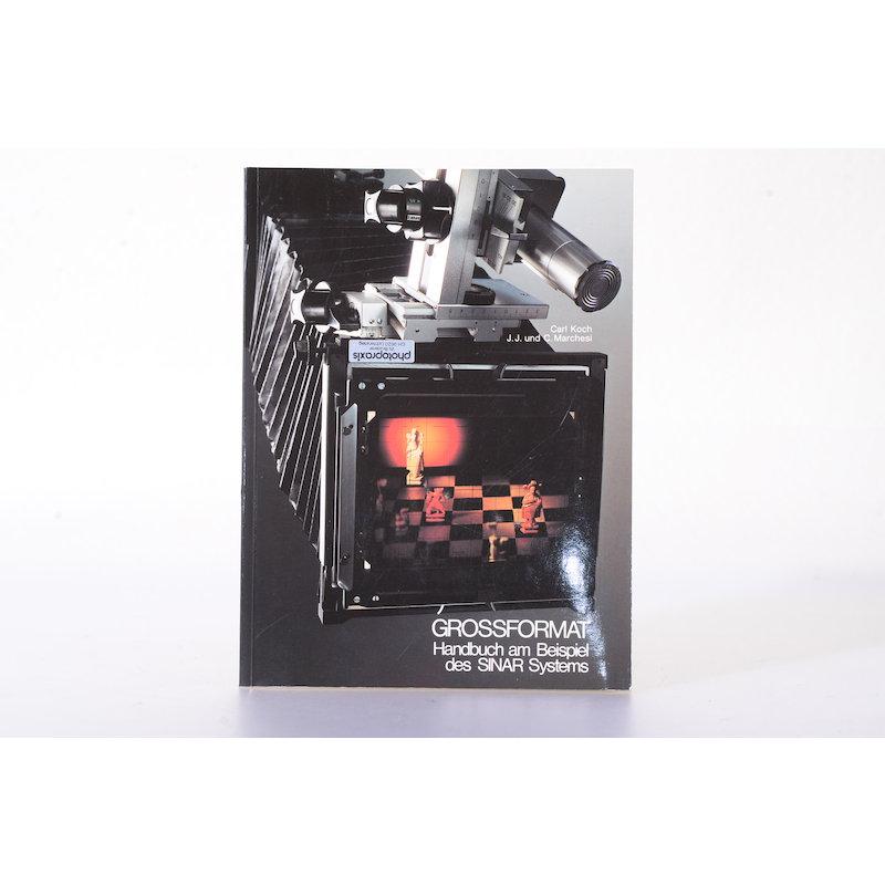 Marchesi Grossformat Handbuch am Beispiel des Sinar Systems (Carl Koch/J.J. und C. Marchesi)