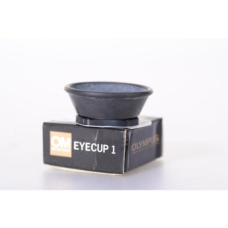 Olympus Augenmuschel 1