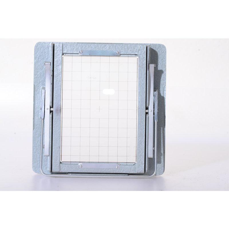 Arca-Swiss Kassetten-Mattscheibenrahmen A 13x18/5x7