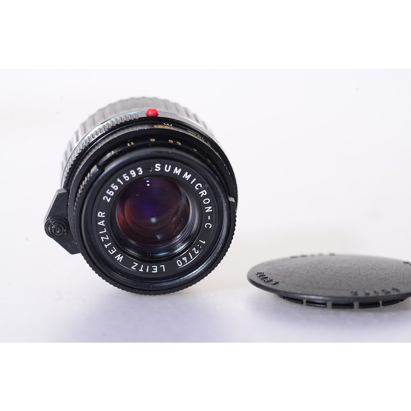 Leica Summicron-C 2,0/40 CLE