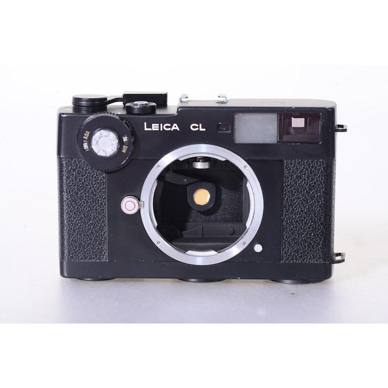 Leica CL (Initialen auf der Rückwand)