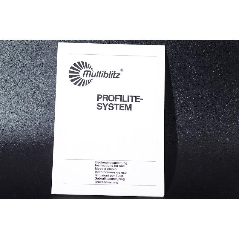 Multiblitz Anleitung Profilite-System